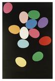 Eggs, 1982 (multi) Plakat af Andy Warhol