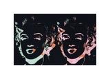 Marilyn, c. 1979-86 Giclée-tryk af Andy Warhol