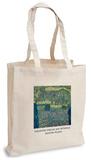 Gustav Klimt - Country House on Attersee Tote Bag Handleveske
