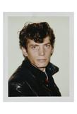 Robert Mapplethorpe, 1983 Print by Andy Warhol