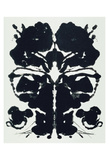 Rorschach, 1984 Posters af Andy Warhol