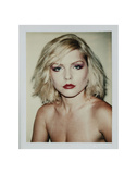 Harry, Debbie 1980 (Polaroid) Prints by Andy Warhol