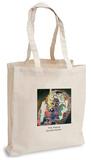 Gustav Klimt - The Virgin Tote Bag Sac cabas