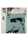 Dennis Hopper, 1970 Plakater af Andy Warhol