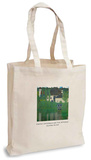 Gustav Klimt - Castle Unterach on the Attersee Tote Bag Tote Bag