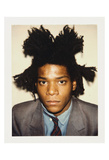 Basquiat, Jean-Michel, 1982 Posters by Andy Warhol