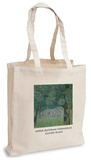 Gustav Klimt - Upper Austrian Farmhouse Tote Bag Handleveske
