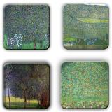 Gustav Klimt Coaster Set 5 Coaster