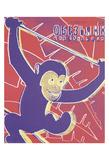 Monkey, 1983 Poster von Andy Warhol