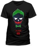 Suicide Squad - Joker Sugar Skull T-skjorter