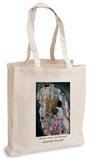 Gustav Klimt - Death and Life (Detail) Tote Bag Tragetasche