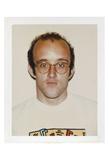 Haring, Keith, 1986 Print by Andy Warhol