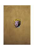 Gold Marilyn Monroe, 1962 Print by Andy Warhol