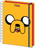 Adventure Time A5 Notebook Lommebog