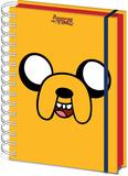 Adventure Time A5 Notebook Notizbuch