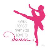 Dance III Arte di Patty Young