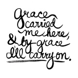 Grace Prints by Monica Martin