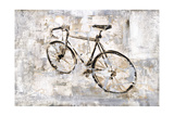 Bicycle Lost And Found Giclée-Druck von Alexys Henry