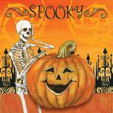 Spooky Posters af Gregory Gorham