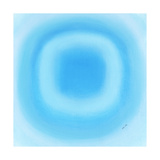 New Spectral Halo XII Giclee Print by Sydney Edmunds