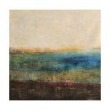 Sparkle Marsh Giclee Print by Clayton Rabo