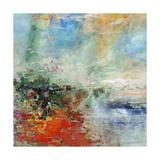 Landscape Lights Giclee Print by Jodi Maas