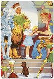 The Wizard of Oz - Dorothy Meeting Glinda Blechschild