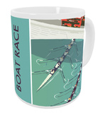 Oxford Cambridge Boat Race Mug Krus