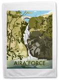 Aira Force, Ullswater Tea Towel Novelty