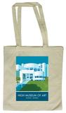 The High Museum of Art, Atlanta Tote Bag Tote Bag