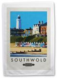 Southwold, Suffolk Tea Towel Novelty