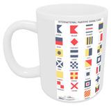 Nautical Flags Mug Mug