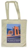 The Temple of Dendur, New York Tote Bag Tote Bag