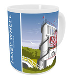 Laxey Wheel, Isle Of Man Mug Krus