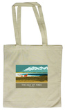 The Isle of Tiree, Scotland Tote Bag Handleveske