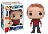 Star Trek: Beyond - Scotty Duty Uniform POP Figure Toy