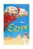 Egipto Lámina giclée prémium por David Klein