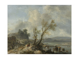 Landscape with a Sandy Path, Philips Wouwerman Posters by Philips Wouwerman