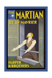 The Martian by Du Maurier Prints by Edward Penfield