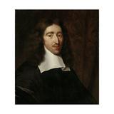 Portrait of Johan De Witt, Grand Pensionary of Holland Prints by Caspar Netscher