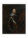 Portrait of Frederick Henry, Prince of Orange Kunstdrucke von Anthony Van Dyck