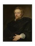 Johannes Baptista Franck Poster von Anthony Van Dyck