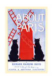 About Paris by Richard Harding Davis Posters by Edward Penfield