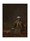 Reis Effendi, Head of the Chancery Kunst von Jean Baptiste Vanmour