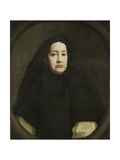 Portrait of Katharine Elliot Art by John Riley