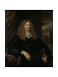 Portrait of Cornelis Backer, Councillor, Alderman, and Colonel of the Amsterdam Militia Prints by Caspar Netscher