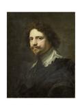 Portrait of Michel Le Blon Kunst von Anthony Van Dyck