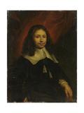 Portrait of Dionijs Wijnands, Merchant in Amsterdam Kunstdruck von Jan Van Noordt