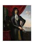 Portrait of Jan Valckenburgh Poster von Daniel Vertangen