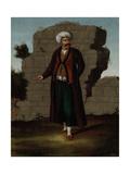 Man from the Island of Mykonos Poster von Jean Baptiste Vanmour